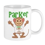 Little Monkey Parker Mug