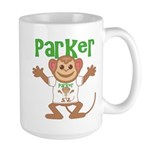 Little Monkey Parker Large Mug