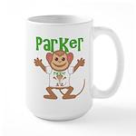 Little Monkey Parker Large Mug