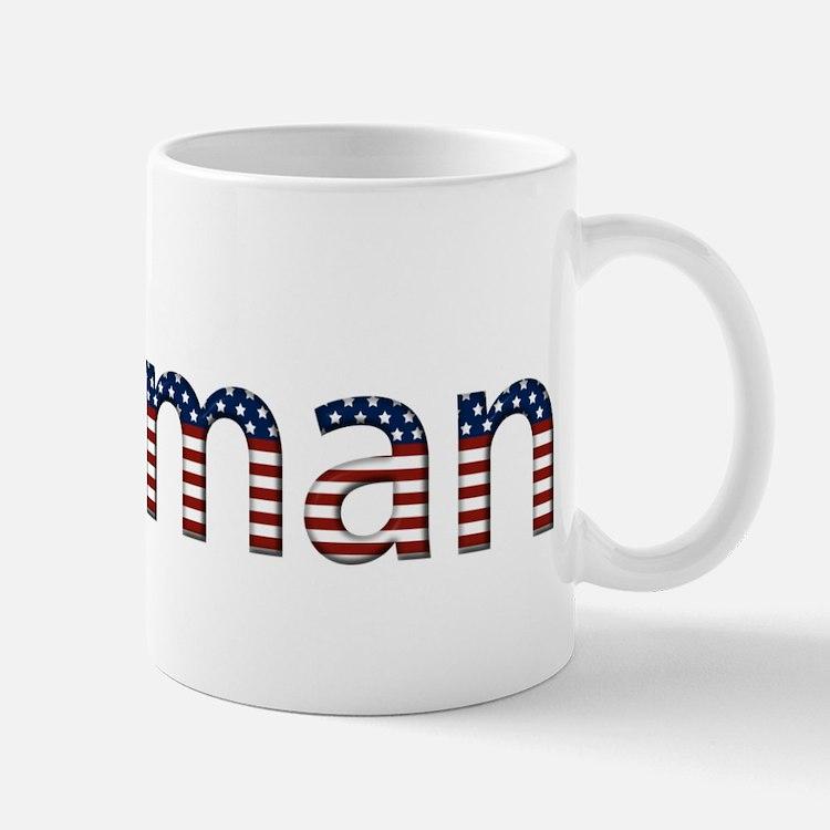 Coleman Stars and Stripes Mug