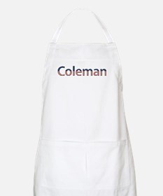 Coleman Stars and Stripes Apron
