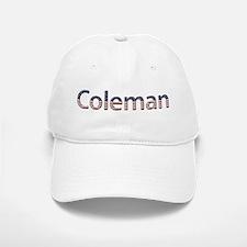 Coleman Stars and Stripes Baseball Baseball Cap