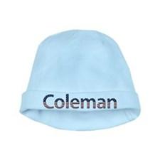 Coleman Stars and Stripes baby hat