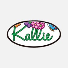 Kallie Flowers Patches
