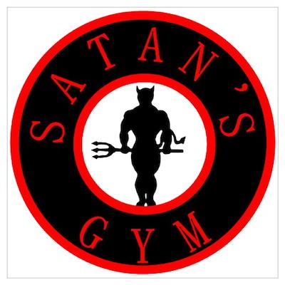 Satan's Gym 2 Poster