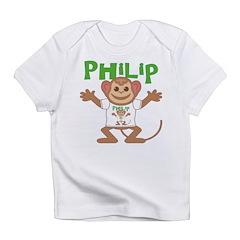 Little Monkey Philip Infant T-Shirt