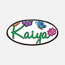 Kaiya Flowers Patches