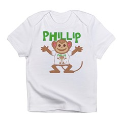 Little Monkey Phillip Infant T-Shirt