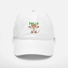 Little Monkey Phillip Baseball Baseball Cap