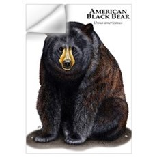 American Black Bear Wall Decal