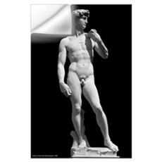 Statue of David - Michelangelo Wall Decal