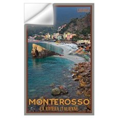 Monterosso Wall Decal