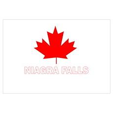 Niagra Falls Poster