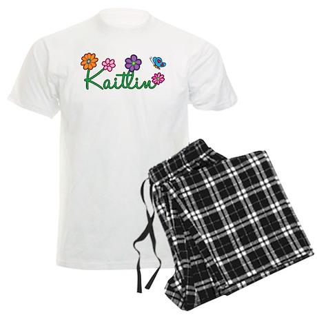Kaitlin Flowers Men's Light Pajamas