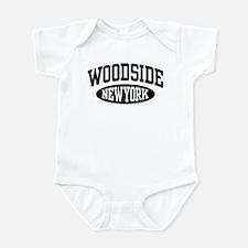 Woodside NY Infant Bodysuit