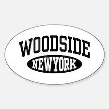 Woodside NY Decal