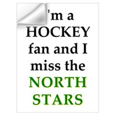 I miss the North Stars Wall Decal