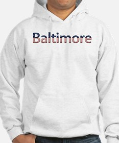 Baltimore Stars and Stripes Hoodie
