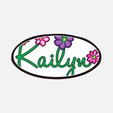 Kailyn Flowers Patches