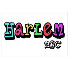 """""""CLICK HERE for HARLEM COLORS Poster"""