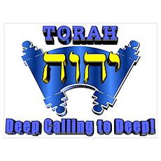 Torah Deep! Poster