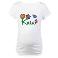 Kaia Flowers Shirt
