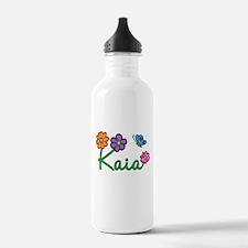 Kaia Flowers Water Bottle