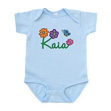 Kaia Flowers Infant Bodysuit