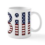 Bill Stars and Stripes Mug