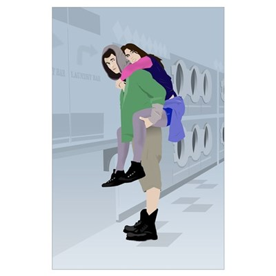 LAUNDRY LOVE Poster