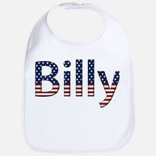 Billy Stars and Stripes Bib