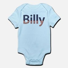 Billy Stars and Stripes Infant Bodysuit