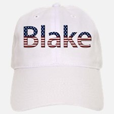 Blake Stars and Stripes Baseball Baseball Cap