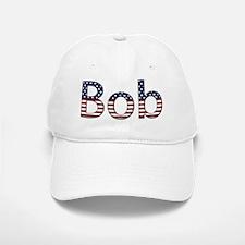 Bob Stars and Stripes Baseball Baseball Cap