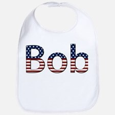 Bob Stars and Stripes Bib