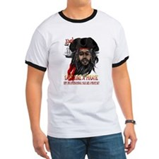Pirate and Ship T