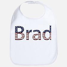Brad Stars and Stripes Bib