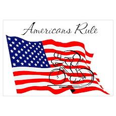 Americans Rule 03 Poster