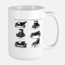Ford Model T - 1911 Ad Large Mug
