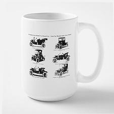 Ford Model T - 1911 Ad Large Mug