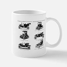 Ford Model T - 1911 Ad Mug