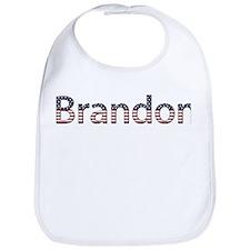 Brandon Stars and Stripes Bib