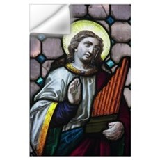 St Cecilia Wall Decal