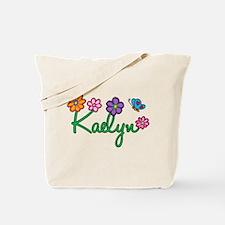 Kaelyn Flowers Tote Bag