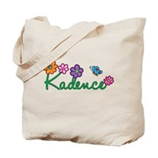Kadence Flowers Tote Bag
