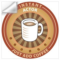 Instant Actor Wall Decal