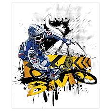 BMX Underground Poster