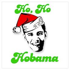 HO, HO, HObama Poster