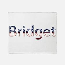 Bridget Stars and Stripes Throw Blanket
