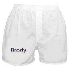 Brody Stars and Stripes Boxer Shorts